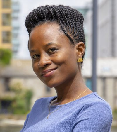 Nicaise Ishimwe, Applications specialist at Emovis Tech, on diversity, digitalization and rolemodels
