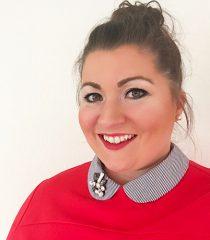 Nina Toller is an teacher an expert in digital education