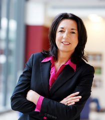 Sabine Fernau, CEO at Initiative NAT GmbH, on diversity, digitalization and rolemodels