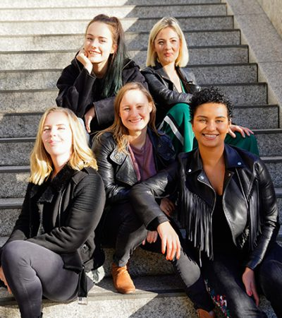 Team Maedelsabende on diversity, digitalization and rolemodels