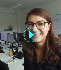 Welcome to my Office: JuliaJulia Tschawdarow (Ratepay)on work routines