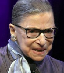 Ruth Bader-Ginsburg the icon of justice and female empowerment