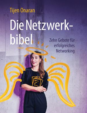 Die Netzwerkbibel - Tijen Onarans book about networking
