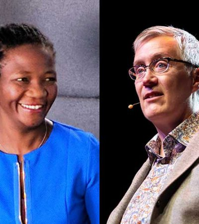 Asumpta Lattus (l.) and Joanna Bryson on AI - Artificial Intelligence
