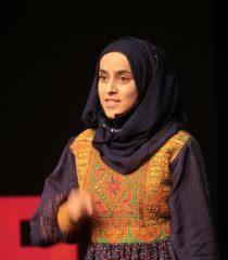 Nargis Taraki Activist Afghanistan Women Education Nargis Taraki a brave voice for women's righs