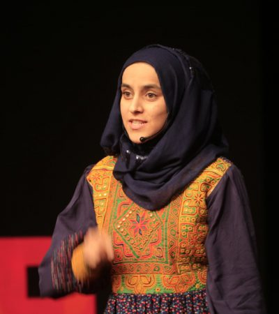 Nargis Taraki Activist Afghanistan Women Education Nargis Taraki a brave voice for women's righs