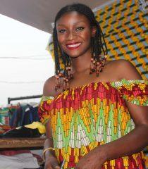 Ndey Fatou Njie Founder Africasn Woman Fashion Swimwear in Gambia