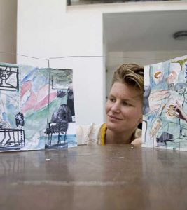Laure Prouvost, one of the most inspiring female artists