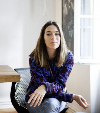 Yara Jentzsch Dib, Founder xouoxu mobile phone necklace Lifestyle fashion