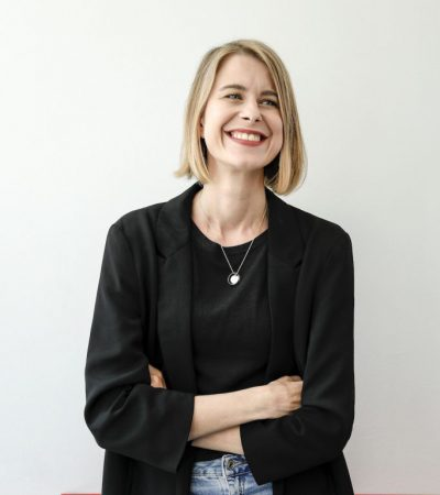 Carolin Frick Head of Communications & PR at ioki