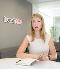 Managing Director Dani Peleva London Internet Business