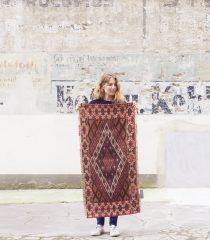 Founder The Knots Katrin ten Eikelder rugs