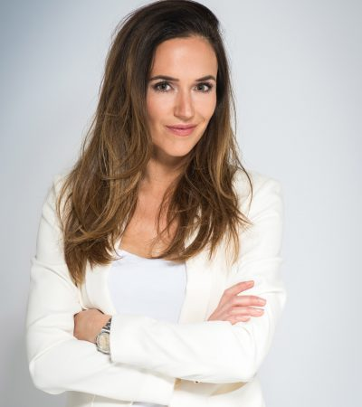 Patrizia Laeri TV Presenter Finance Money Switzerland