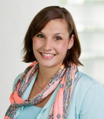 Jasmin Heuser of the department Corporate Brand and Reputation Management at Bayer AG