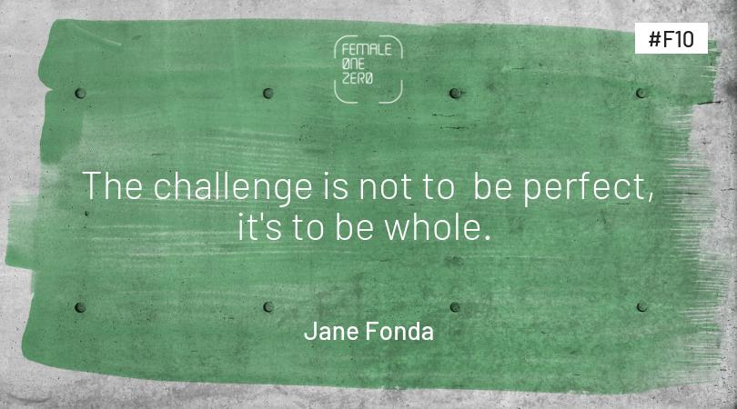Jane Fonda female empowerment quotes