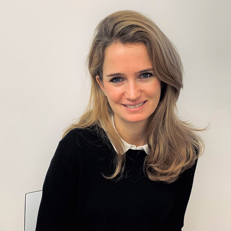 Nadine Bessenbach is Executive Director Bonstato GmbH and gives tips for new entrepreneurs