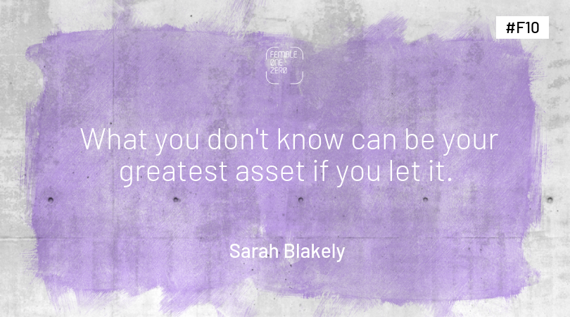Sarah Blakely female empowerment quotes