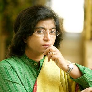 Sunitha Krishnan about Female Empowerment, Indian social activist, co founder of NGO Prajwala