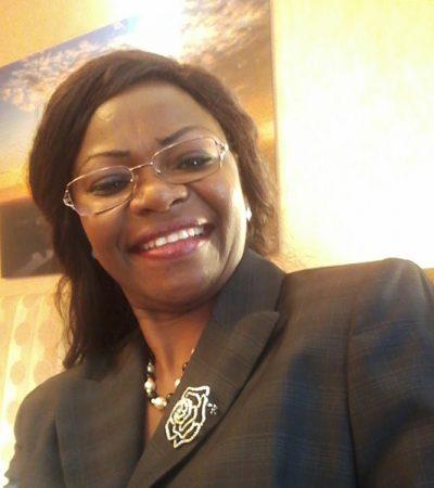 Tchonko Becky Bissong about Female Empowerment, journalist, radio presenter, gender advocate